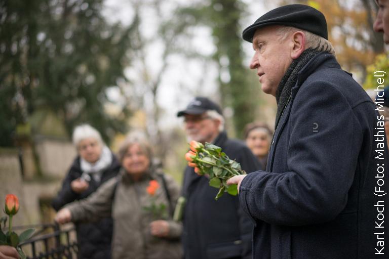 Spaziergang über den Historischen Friedhof in Weimar