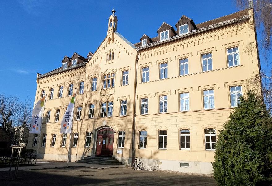 Aula der Volkshochschule Altenburg