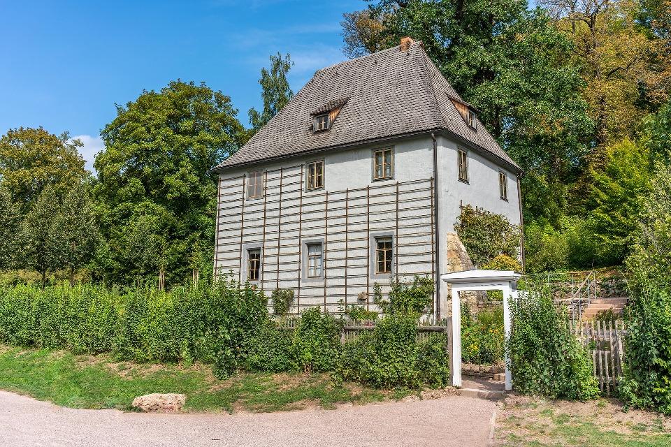 Goethes Hausgärten in Weimar